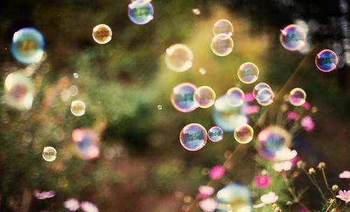 about me – thought bubbles